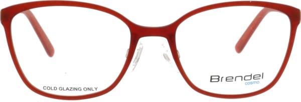 topmodische Eschenbach Damenbrille im knalligen Rot 903058