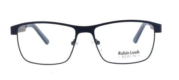 Robin Look Kollektion Herren Metallbrille blau UN581