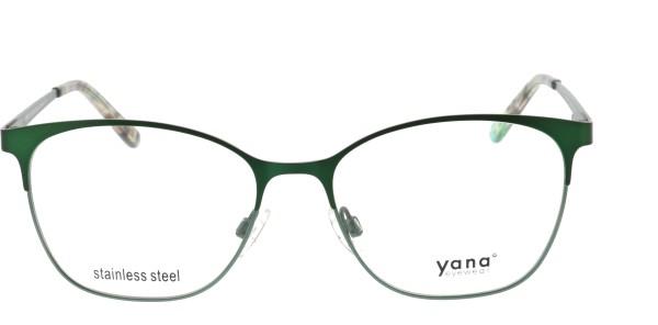 BoDe Design Yana Damen Metallbrille grün 2312