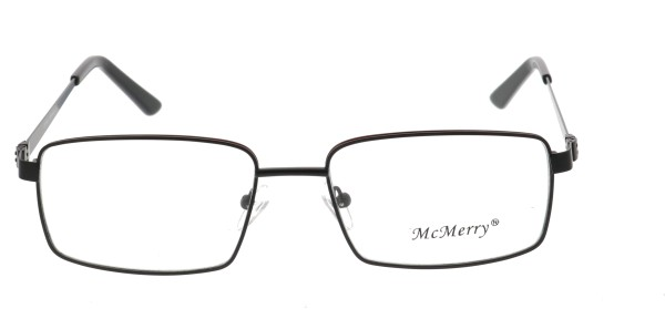 Mc Merry Metall Herrenbrille schwarz ST411