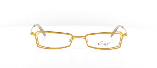 Kaos Damenbrille Metall Halbrand KA-38-01