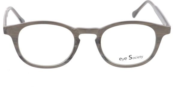 Eye Society Unisex Brille Brush grau 66-375