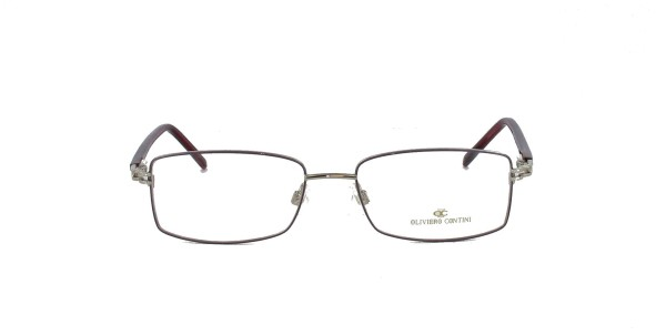Oliviero Contini Damenbrille Metall Vollrand OC-424-18