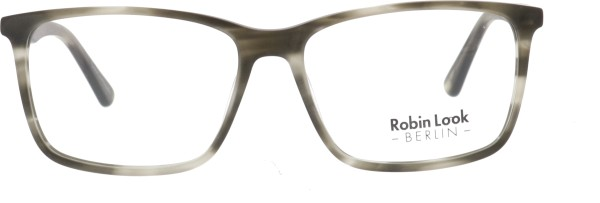 Robin Look Kollektion Herren Kunststoffbrille grau anthrazit UNX001
