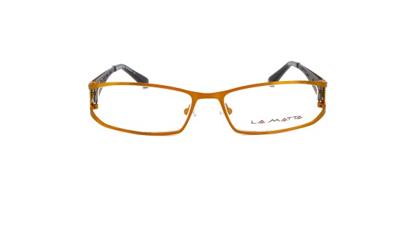 La Matta Damenbrille Metall Halbrand LM-Solaris-02