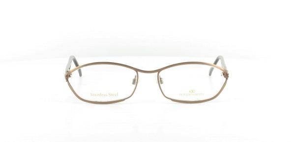 Oliviero Contini Damenbrille Metall Halbrand OC-492-11