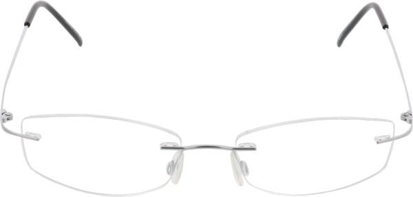 Breitfeld und Schlieckert Titanbrille randlos